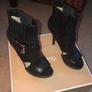 Michael Kors - Lucinda Open Toe Bootie